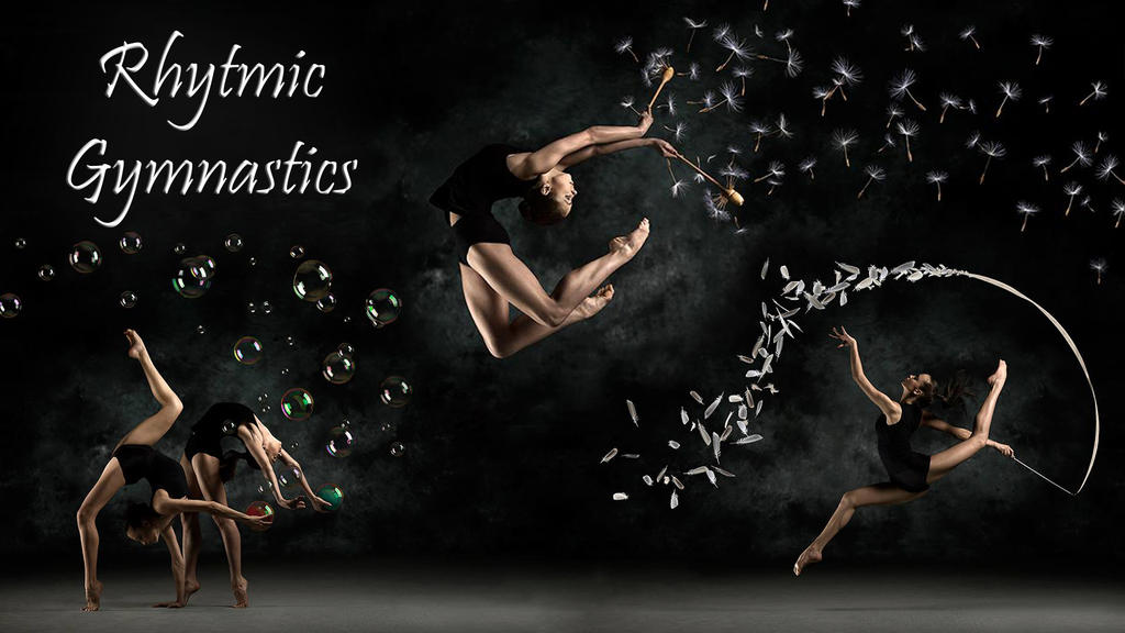 Rhytmic Gymnastics Wallpaper By XKRILLEx