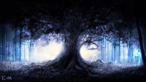 Foresty Fantasy Wallpaper?