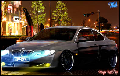 BMW E90 'Three'