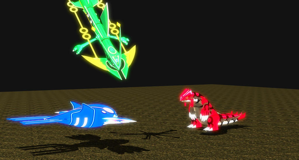 how to get rayquaza in pokemon y no cheats