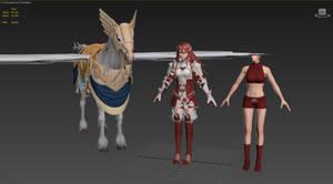 Fire Emblem Warriors - Cordelia
