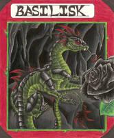 Basilisk by Lycanthrope818