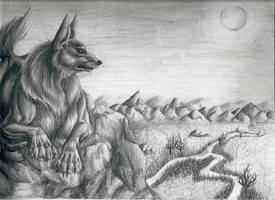 Canine View by Lycanthrope818