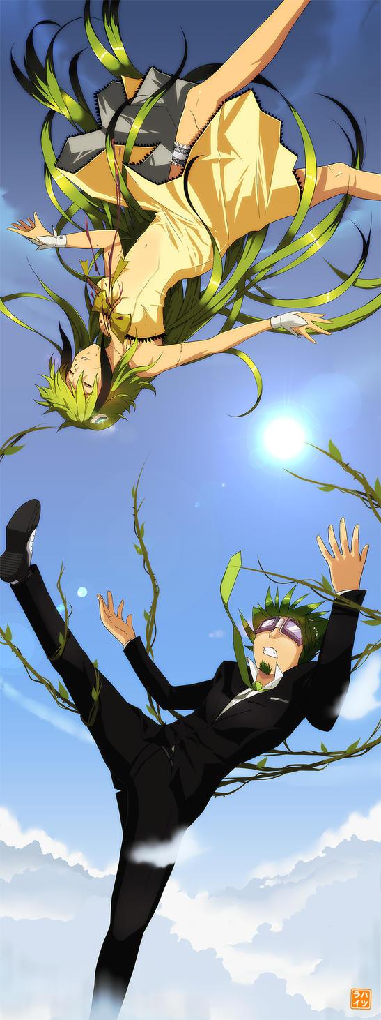 -COM- The Fall by Hatsuraikun