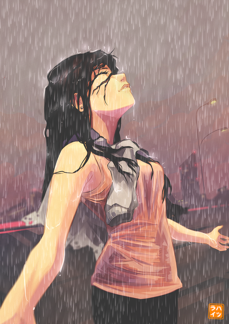 Prayer for rain by Hatsuraikun