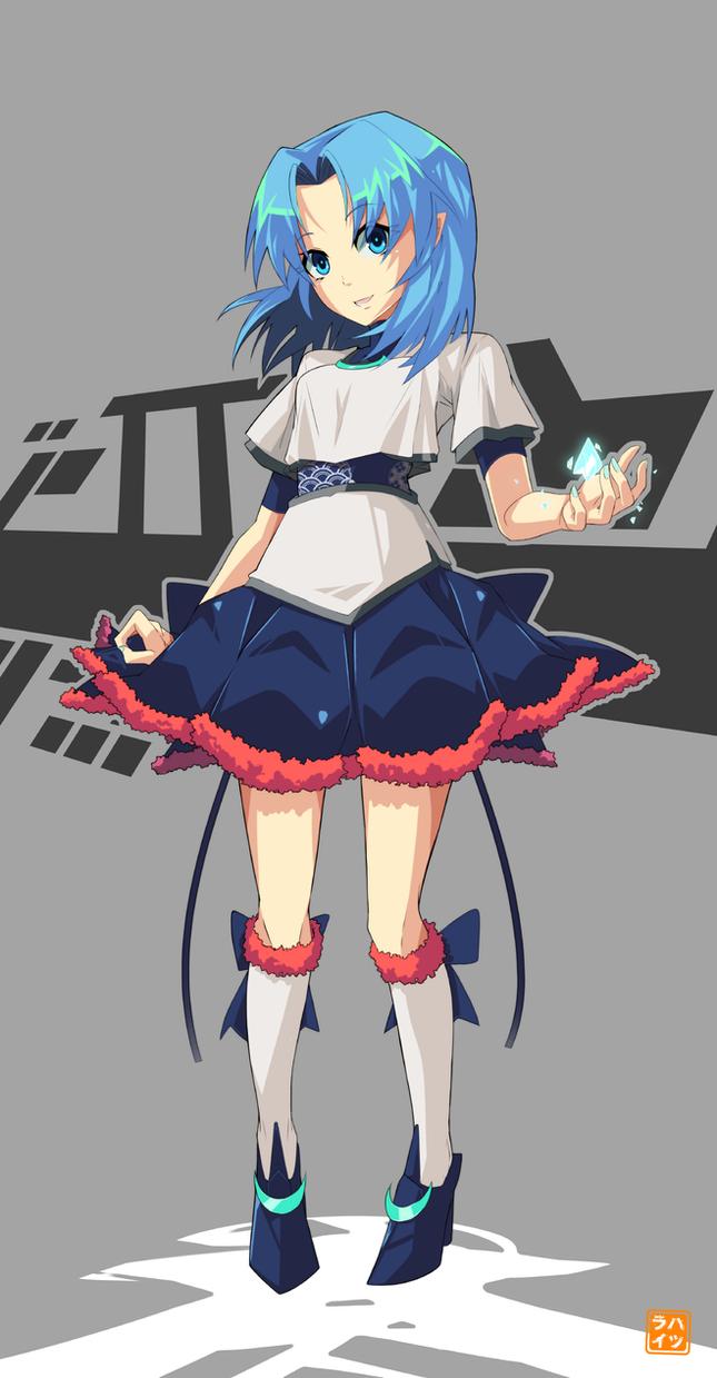 -COM- Mia by Hatsuraikun