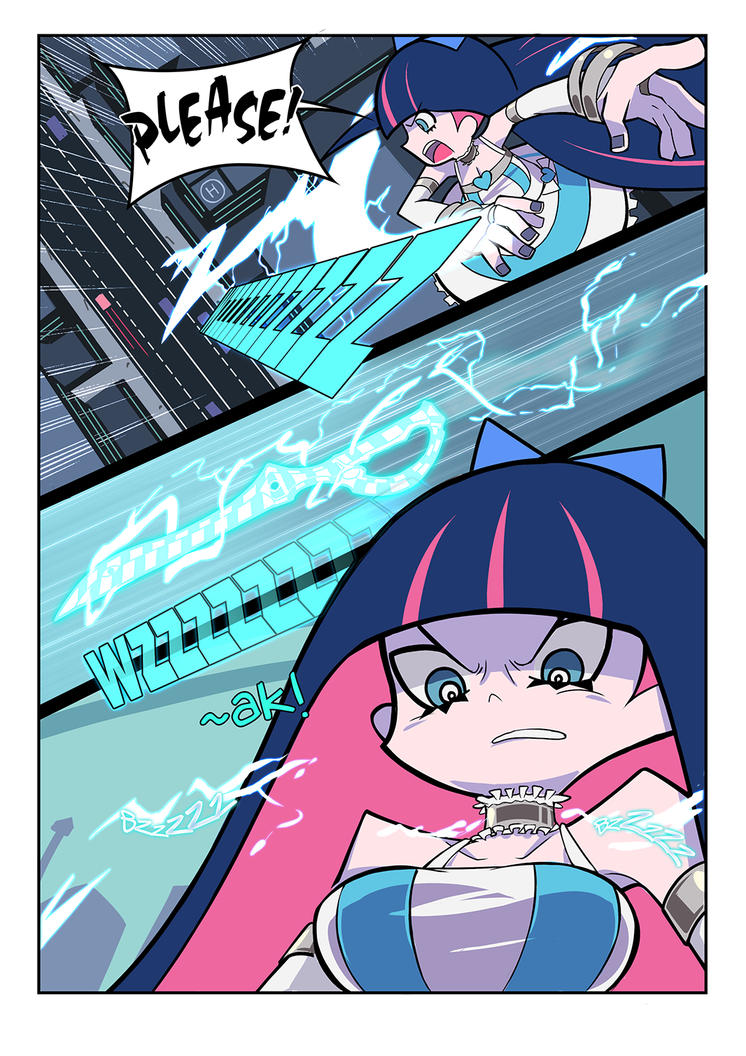 panty and stocking with garterbelt season 2