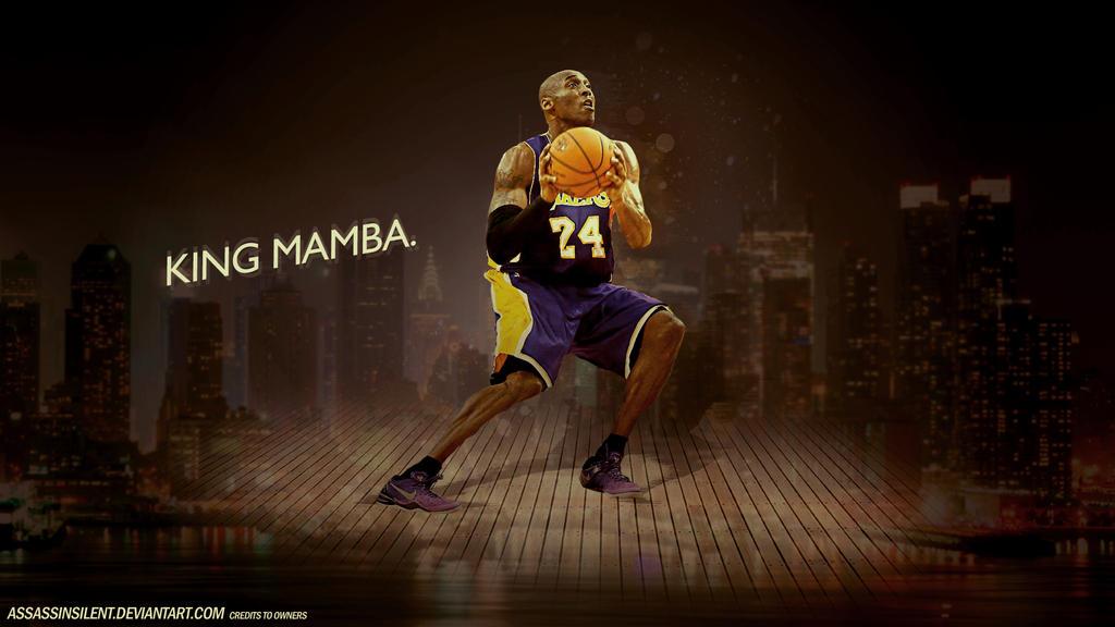Kobe Bryant Black Mamba Wallpapers