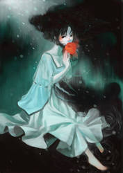 Snow white by matabi