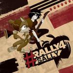 #Rally4Sally - Single Album Cover by rickychip