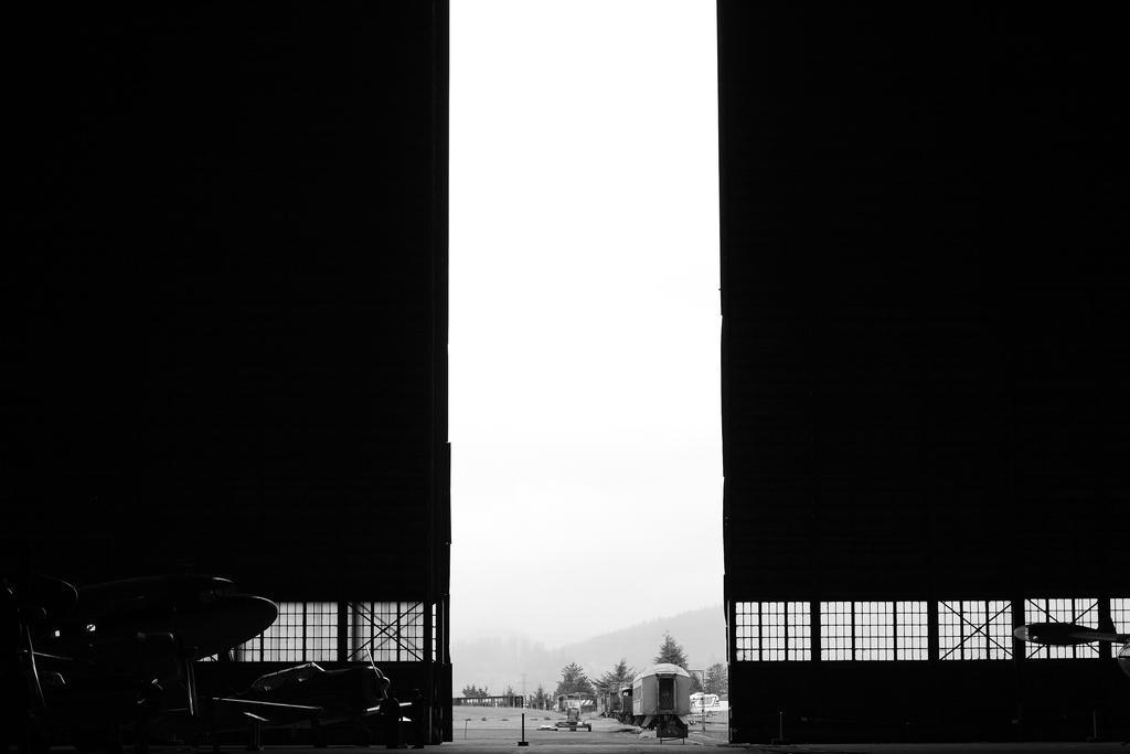Hangar B by Stewdog