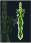 [Close] Adoptable Weapon Auction 7. by Kolmoys