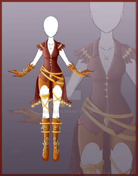 [Close] Adoptable Outfit Auction 5