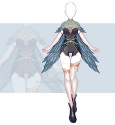 [Close] Adoptable Outfit Auction 242