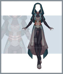 [Close] Adoptable Outfit Auction 252