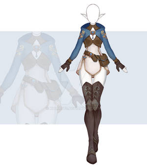 [Close] Adoptable Outfit Auction 312