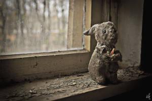 Radioactive rabbit by Croc-blanc