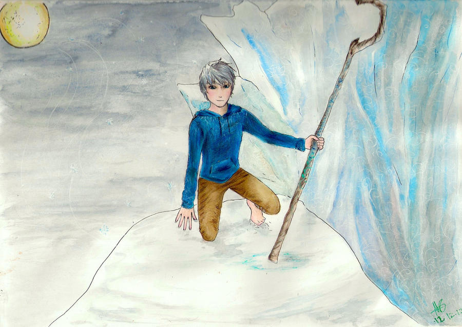 Jack Frost by amzzz123