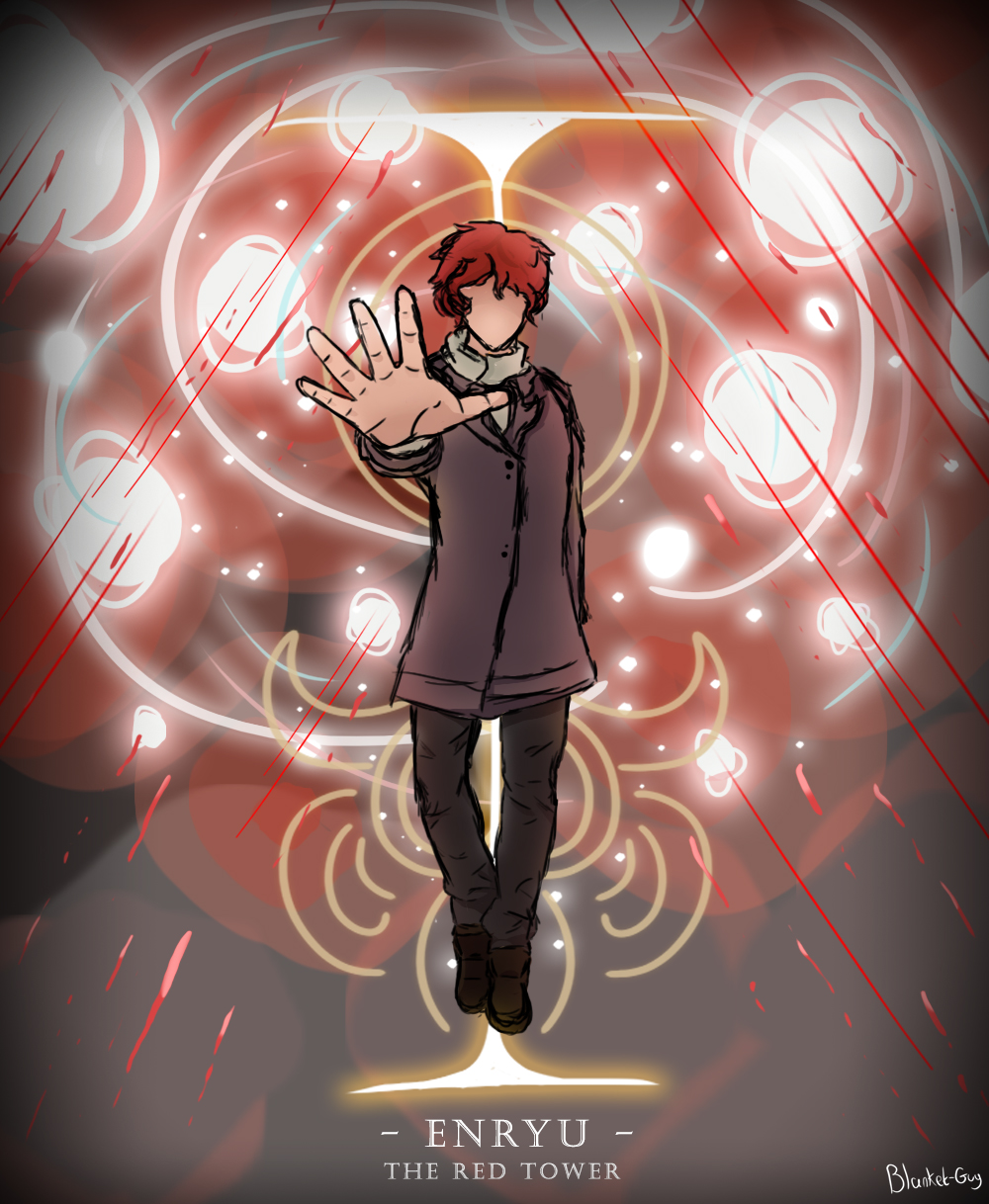 Enryu Tower Of God Different Pose By Blanket Guy On