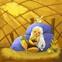 Daenerys by LorenaAzpiri