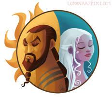 My Sun and Stars by LorenaAzpiri