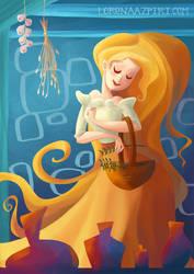 Bruxa by LorenaAzpiri