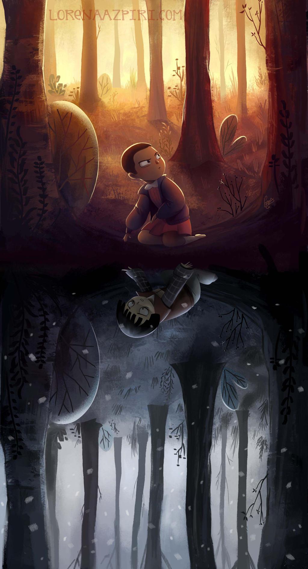 Stranger Things by LorenaAzpiri