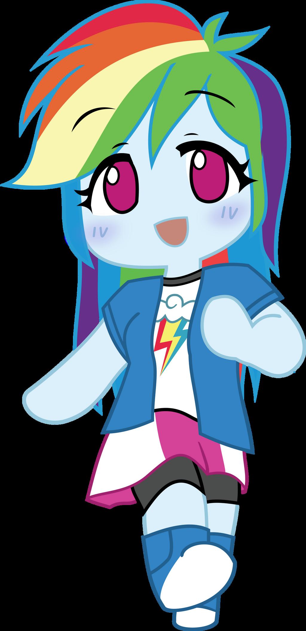 Rainbow Dash Mio Honda Meme By Adammasterart On Deviantart