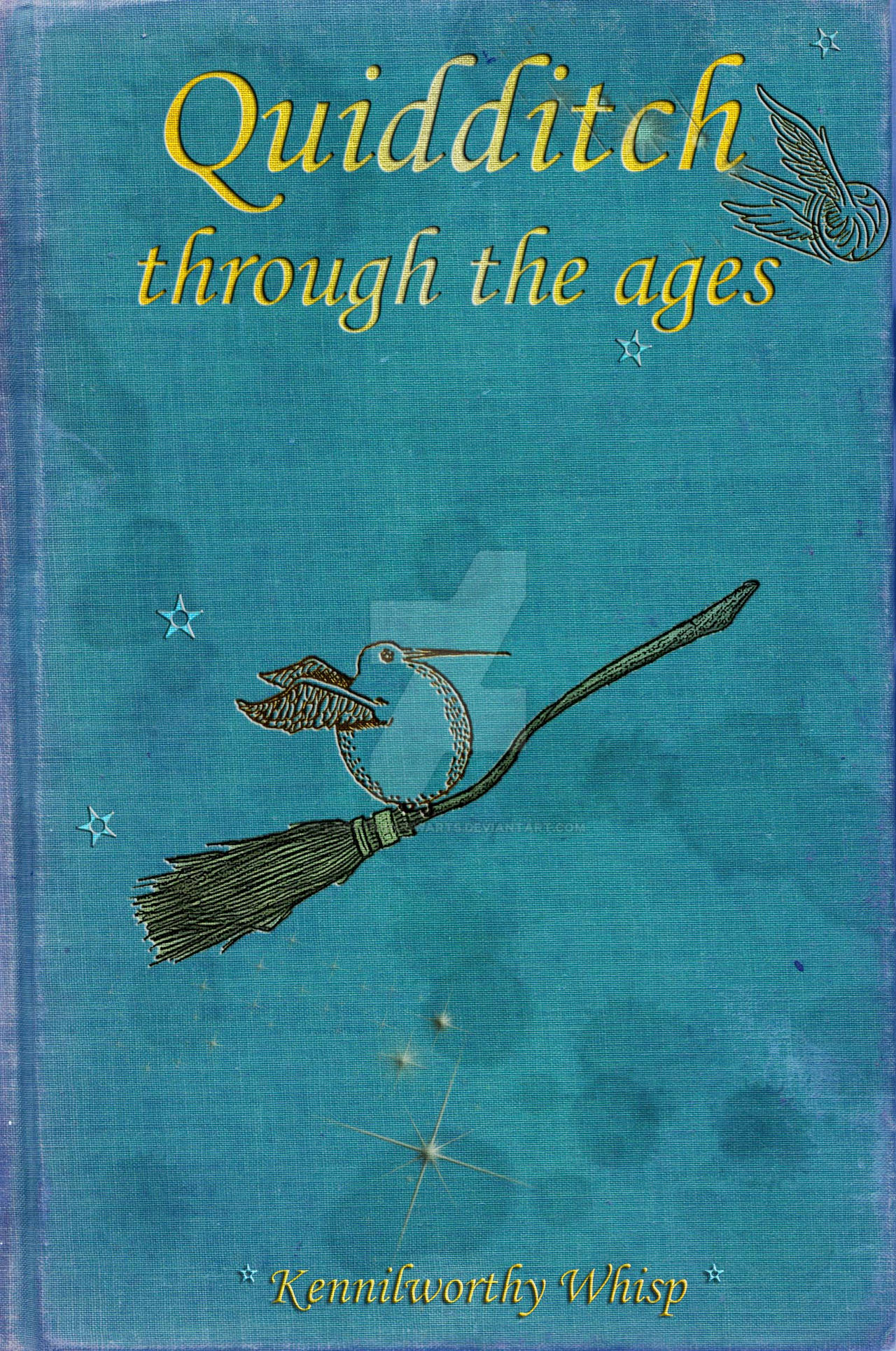Book Cover Printable Questions : Quidditch through the ages by lost in hogwarts on deviantart