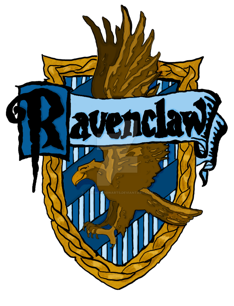 Ravenclaw Print by Lost-in-Hogwarts on DeviantArt