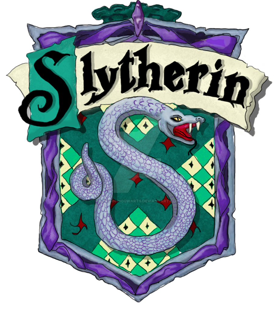 Slytherin Print by Lost-in-Hogwarts on DeviantArt