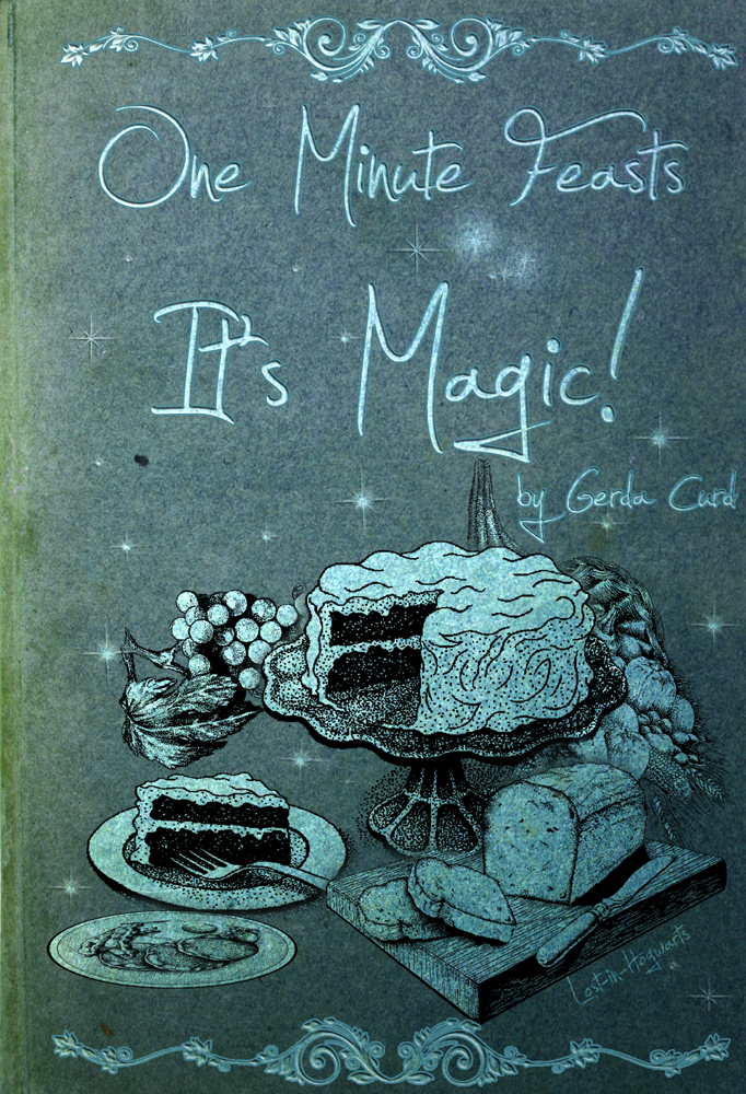 One minute feasts its magic by Lost-in-Hogwarts