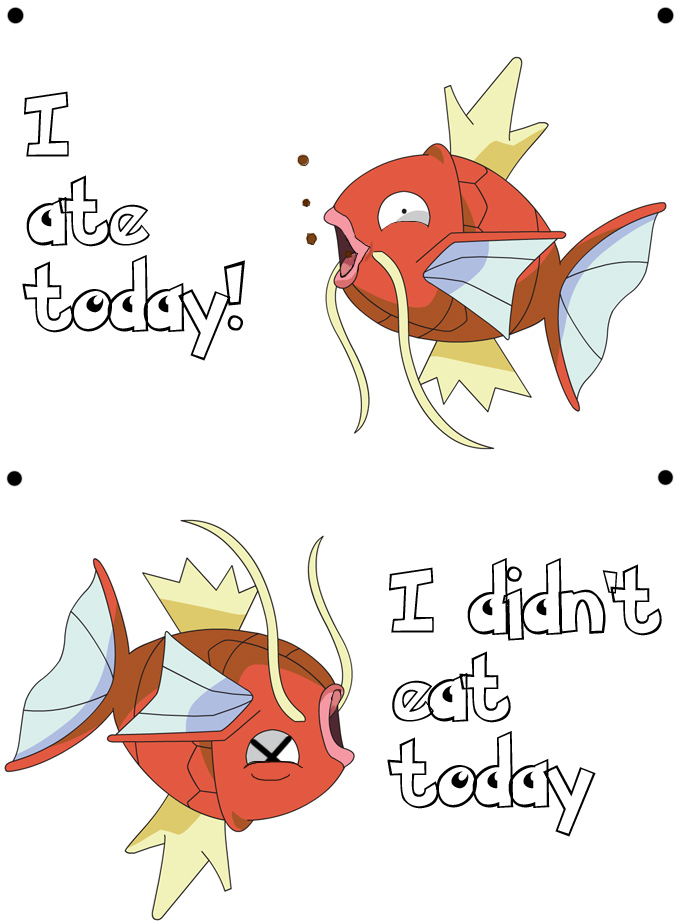 how to not feed fish
