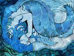 The Sleeping Mermaid