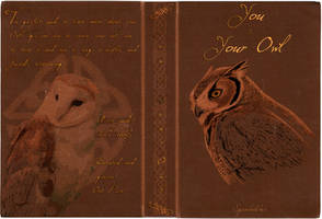 You and Your Owl FULL cover by Lost-in-Hogwarts