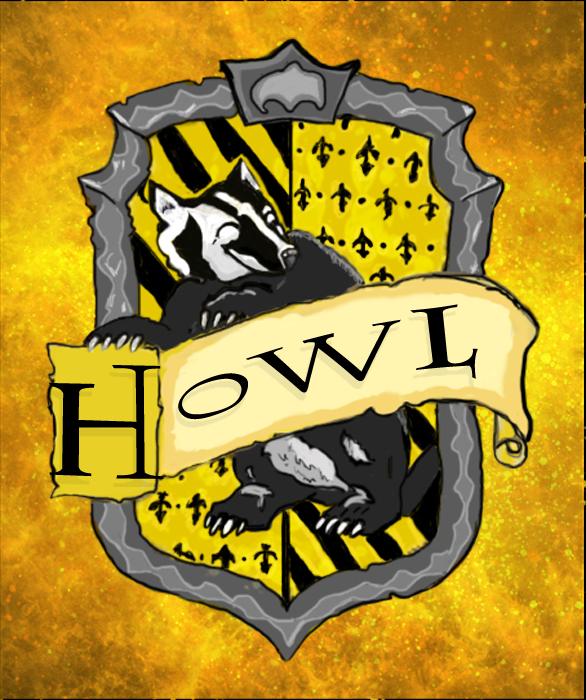 Point Commission Hufflepuff Crest For Howl By Lost In Hogwarts