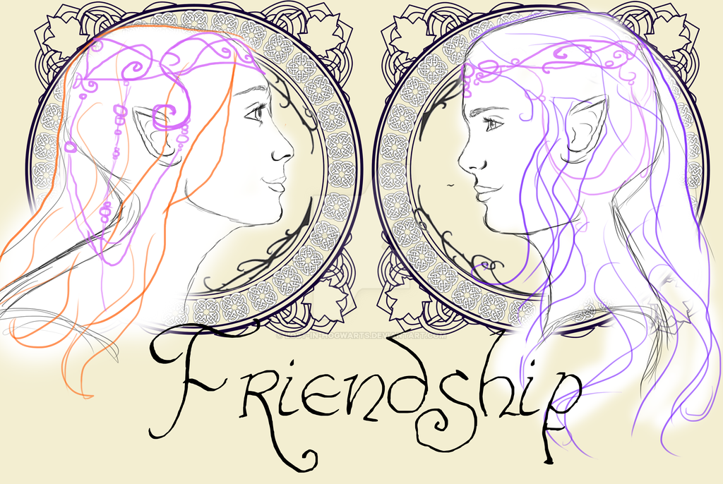Friendship WIP by Lost-in-Hogwarts
