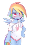 Hoodie Rainbow Dash