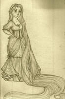 The lost princess by SerifeB