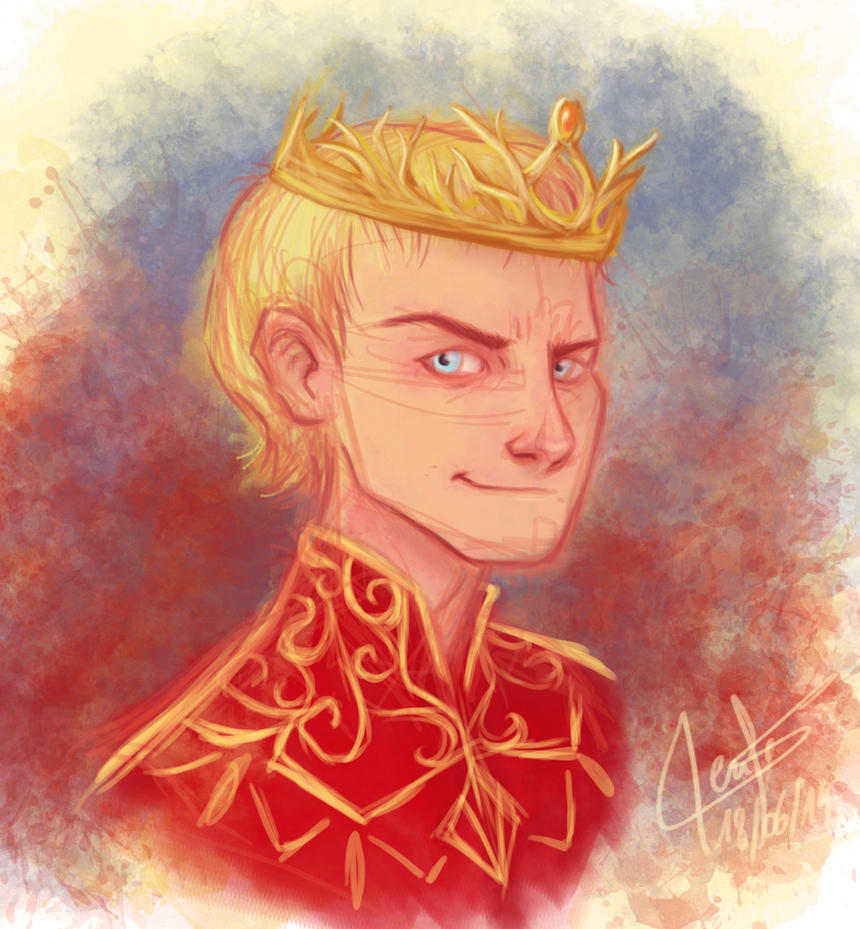 King little shit by SerifeB