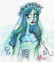 Emily by SerifeB