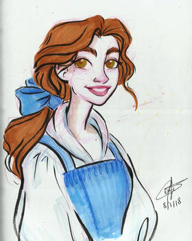 Day 8 - Beauty and the Beast