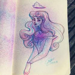 Aurora by SerifeB