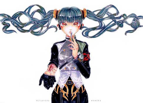 VOCALOID - Hatsune Miku - Unhappy Refrain