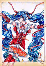 VOCALOID - Hatsune Miku - Merry X-Mas!