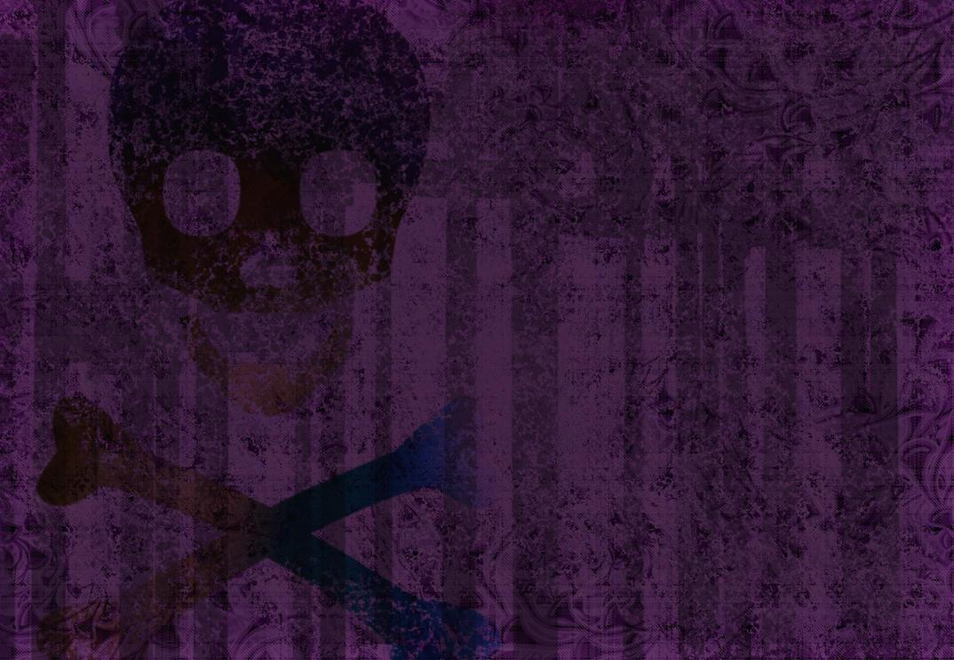purple skull wallpaper by crazychocolate on DeviantArt