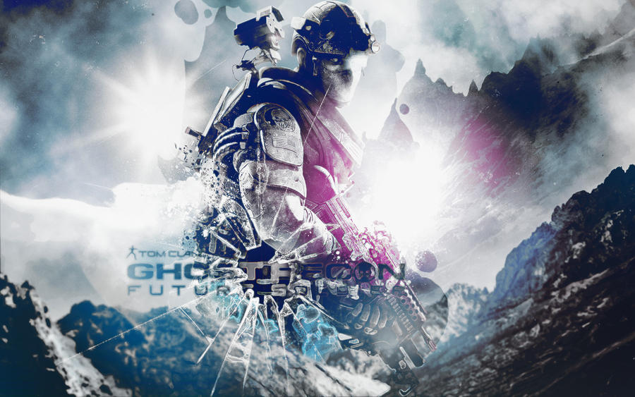 Ghost Recon Future Soldier By Dwishdc
