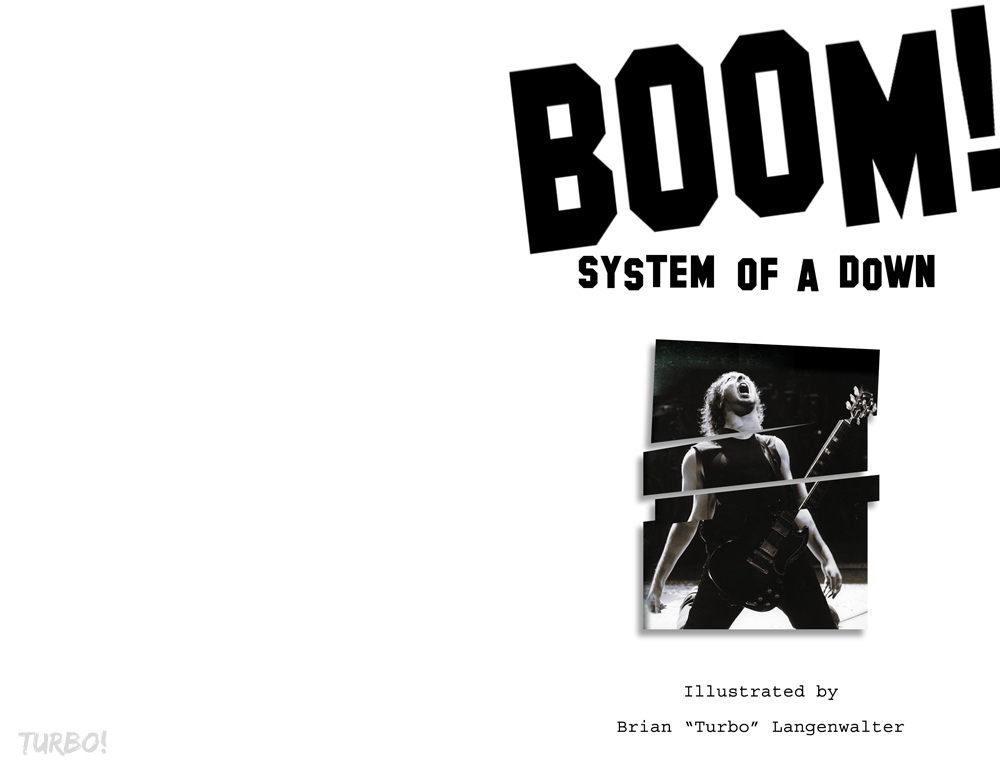 System of a Down - Boom by Turbizl on DeviantArt