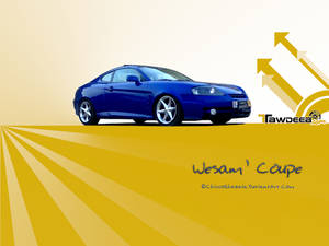 Wesam Coupe Wallpaper