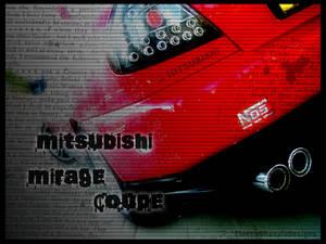 Mitsubishi Mirage Coupe -Index